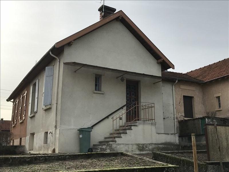 Venta  casa Roanne 30000€ - Fotografía 1