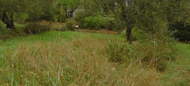 Vente terrain Vergeze 110000€ - Photo 2