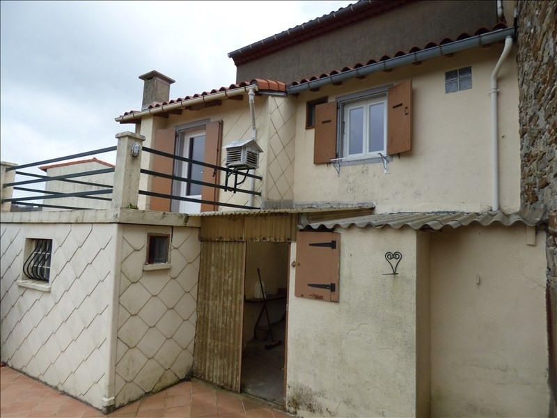 Vente maison / villa Mazamet 70000€ - Photo 1