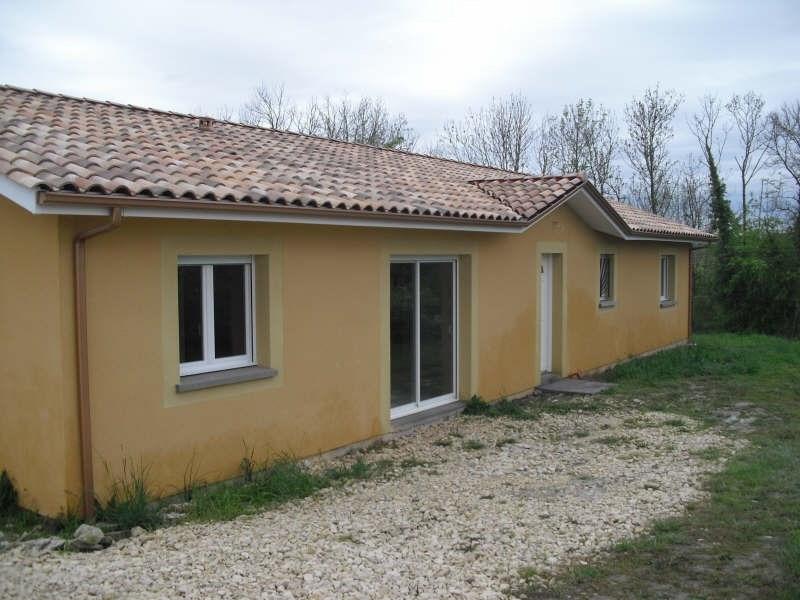 Rental house / villa Blaye 835€ CC - Picture 1