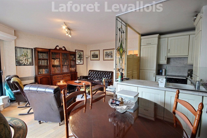 Vente appartement Levallois perret 579 000€ - Photo 4