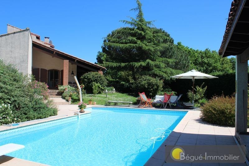 Deluxe sale house / villa Pibrac 574 000€ - Picture 6