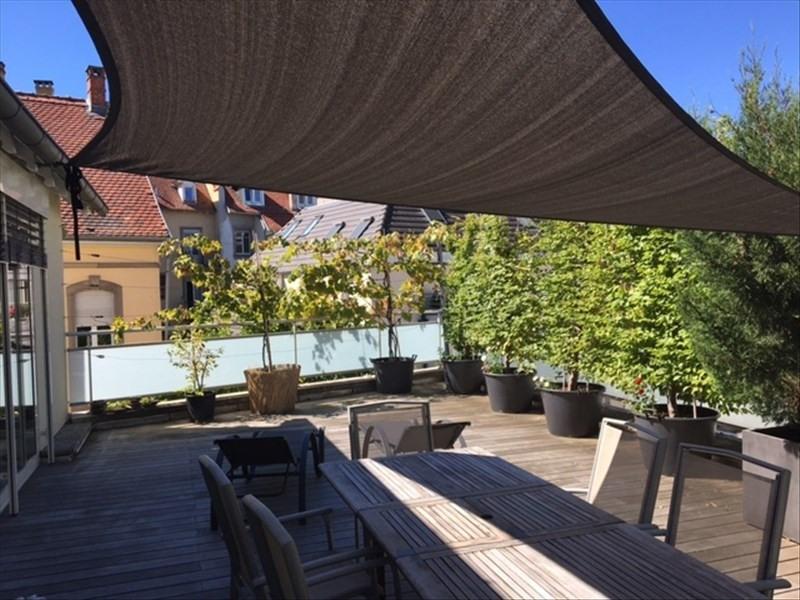 Deluxe sale apartment Schiltigheim 600000€ - Picture 1