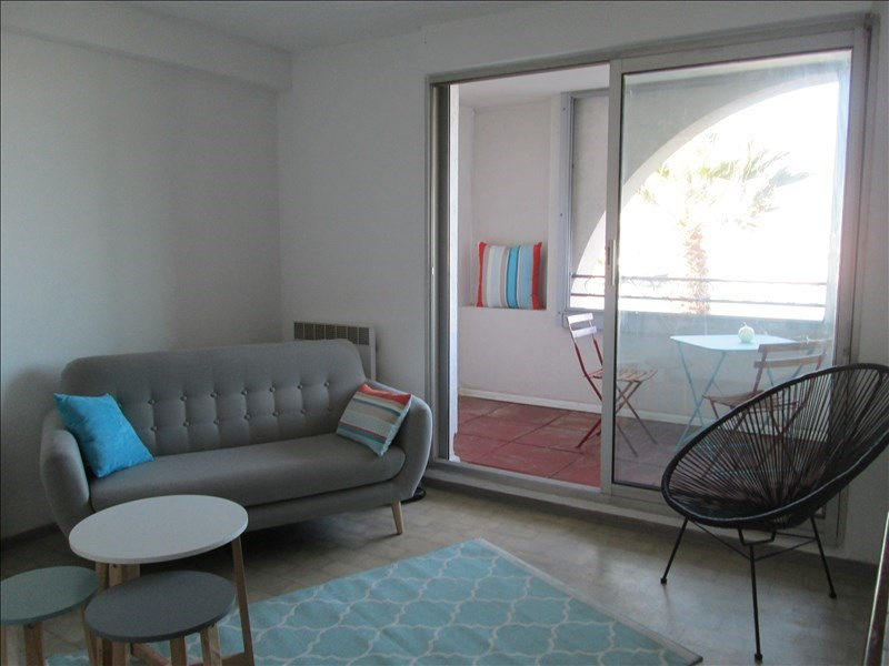 Vente appartement Sete 109 000€ - Photo 1