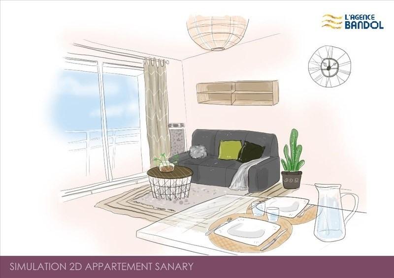 Vente appartement Sanary sur mer 229000€ - Photo 2