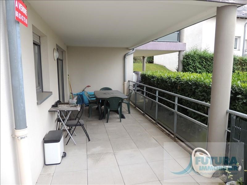 Vente appartement Oeting 105600€ - Photo 4
