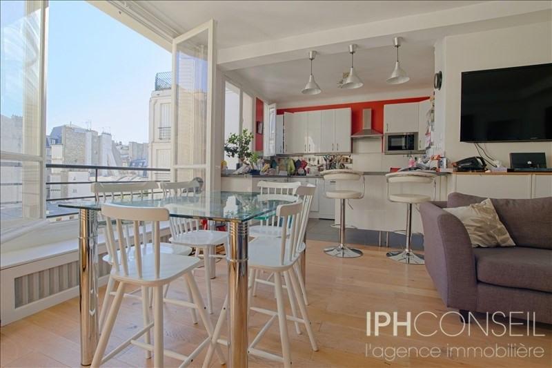 Vente appartement Neuilly sur seine 858000€ - Photo 5