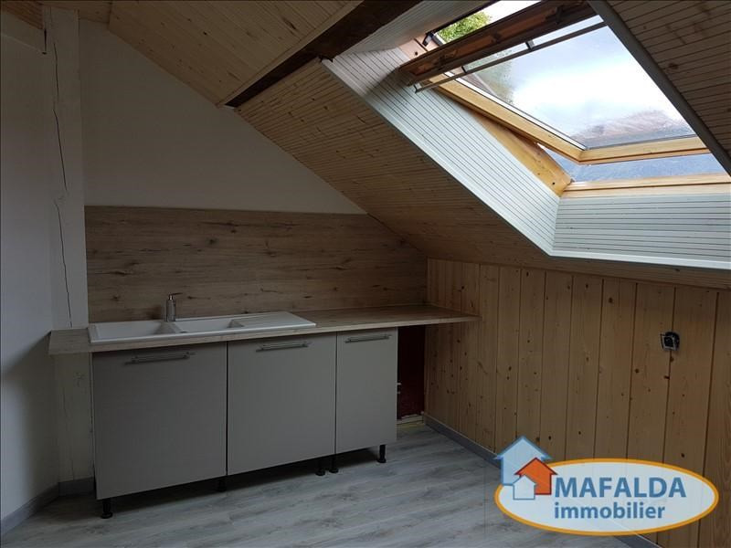 Vente appartement Mont saxonnex 159 000€ - Photo 3