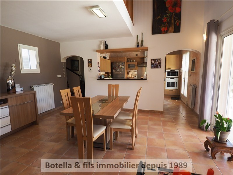 Vente de prestige maison / villa Goudargues 525 000€ - Photo 4
