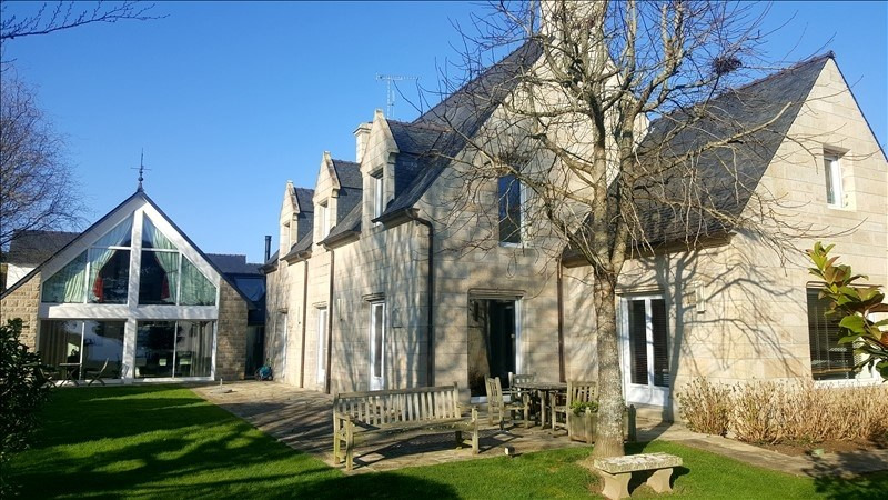 Deluxe sale house / villa Fouesnant 1 453 200€ - Picture 1