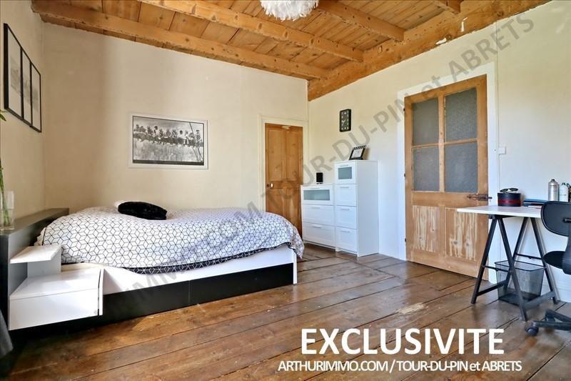 Sale house / villa La tour du pin 399000€ - Picture 7