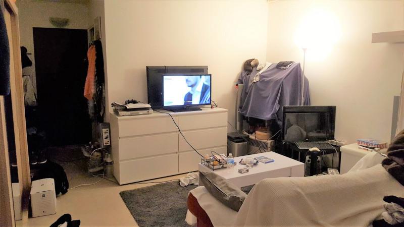 Rental apartment Franconville 474€ CC - Picture 1
