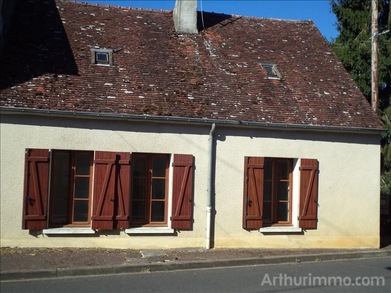 Vente maison / villa Chateauneuf val de bargis 40000€ - Photo 2