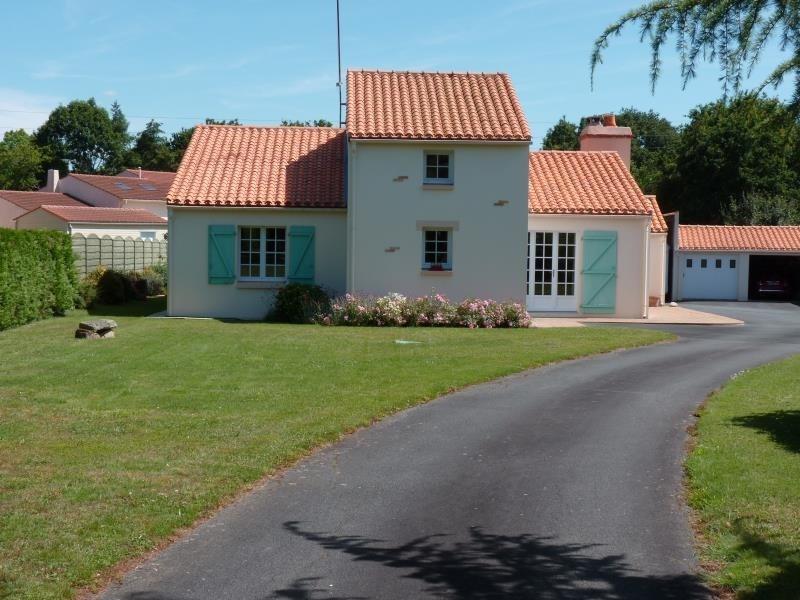 Sale house / villa Venansault 282000€ - Picture 1