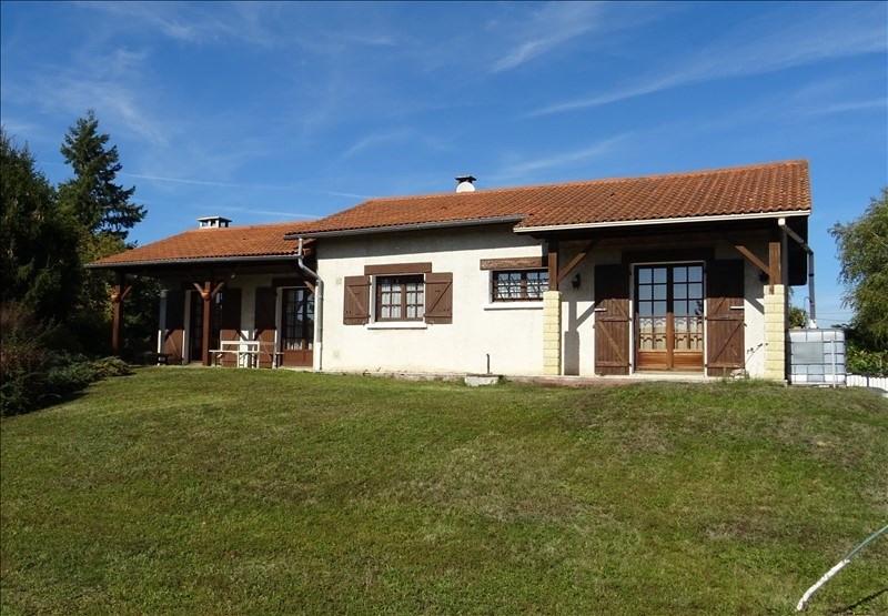 Vente maison / villa St georges d esperanche 284000€ - Photo 2