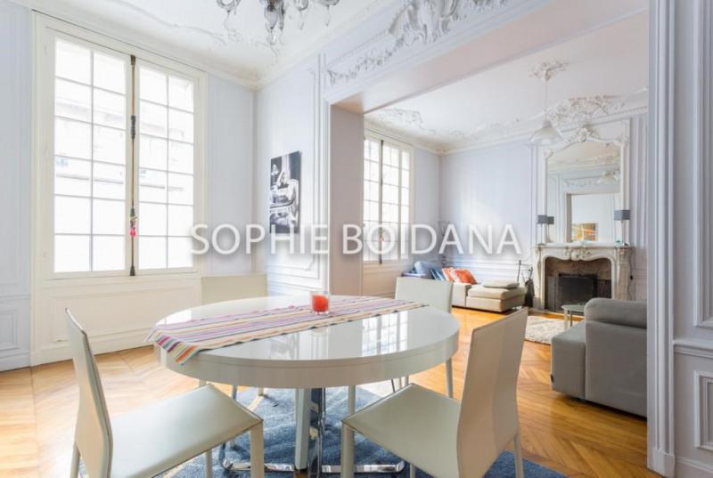Vente de prestige appartement Paris 17ème 1590000€ - Photo 1