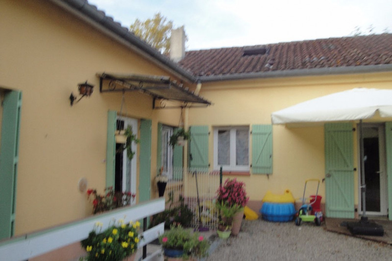 Rental house / villa Roquefort 610€ CC - Picture 7
