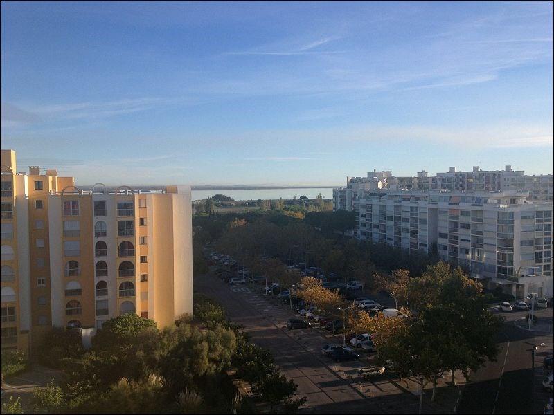 Rental apartment Carnon 550€ CC - Picture 1