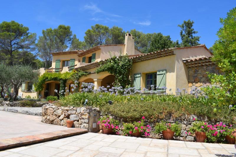 Deluxe sale house / villa Seillans 895000€ - Picture 2