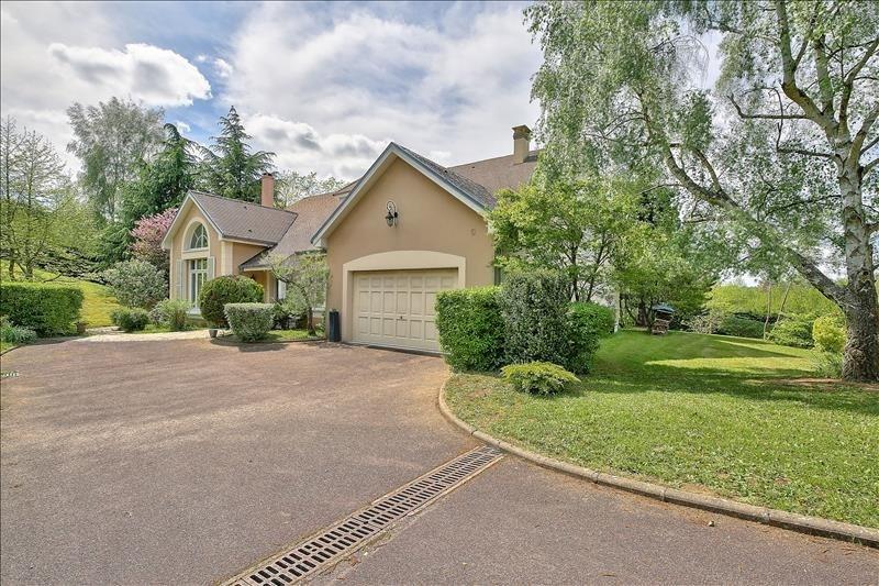 Vente de prestige maison / villa Chambourcy 1295000€ - Photo 1
