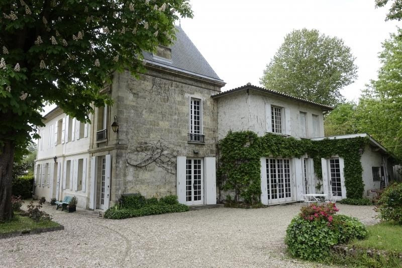 Vente de prestige maison / villa Bordeaux 839 000€ - Photo 1