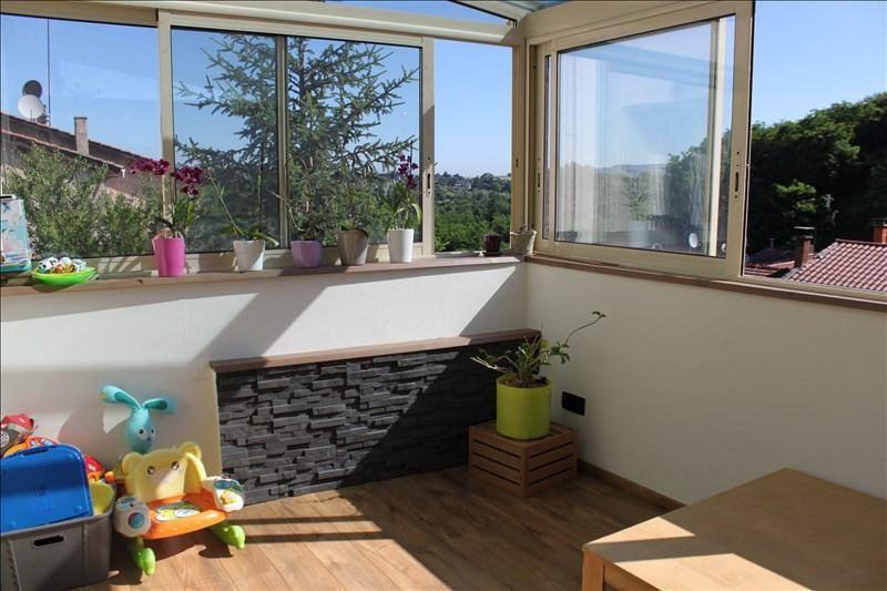 Verkoop  appartement Auberives sur vareze 225000€ - Foto 1