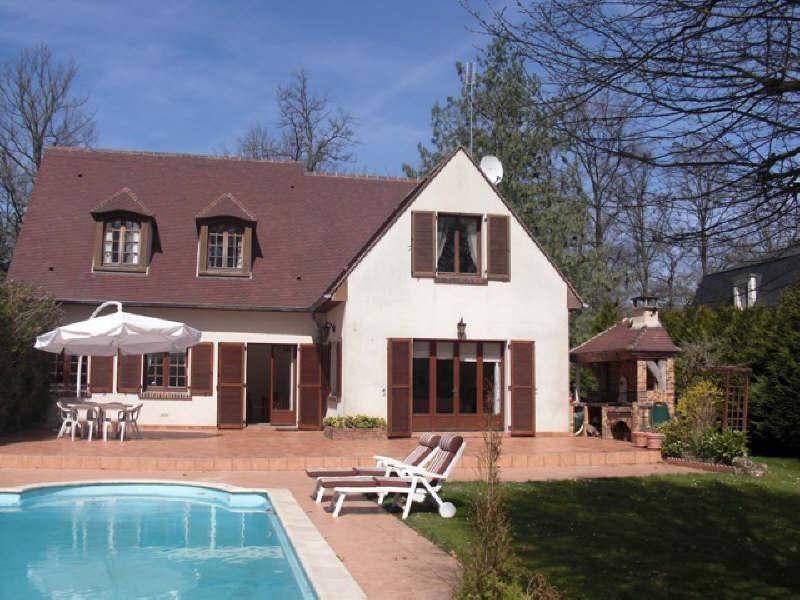 Deluxe sale house / villa Lamorlaye 606000€ - Picture 1