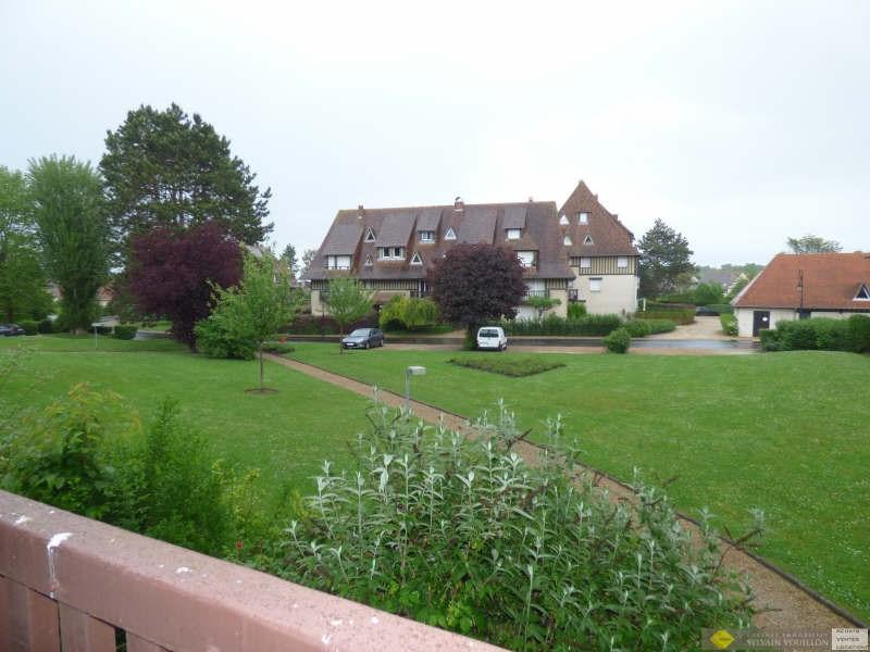 Vente appartement Villers sur mer 134000€ - Photo 1