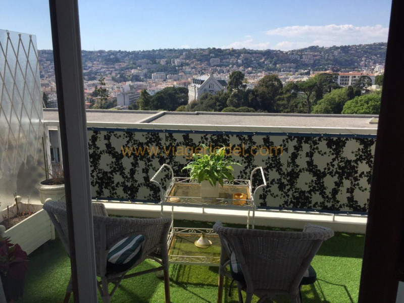 Viager appartement Nice 85 000€ - Photo 1