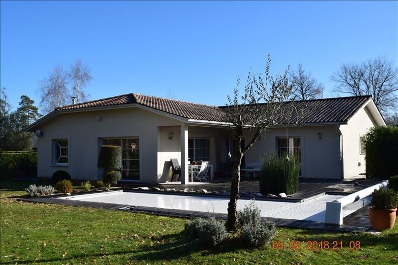 Deluxe sale house / villa Fargues st hilaire 501000€ - Picture 2