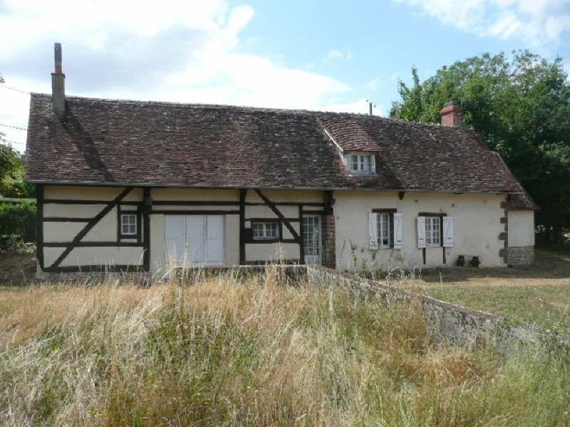 Sale house / villa Dampierre en crot 67000€ - Picture 1