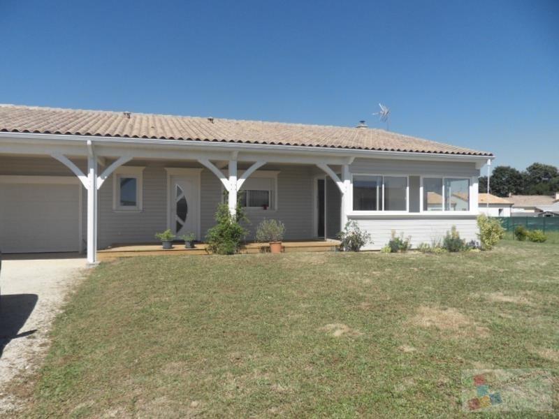 Vente maison / villa Cognac 256800€ - Photo 1