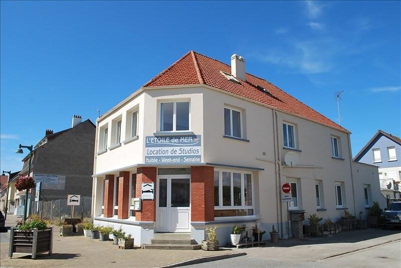 Vente immeuble Quend-plage 298000€ - Photo 1