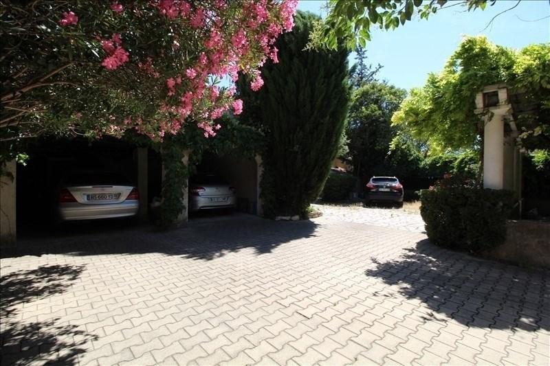 Vendita immobile Carpentras 364000€ - Fotografia 3