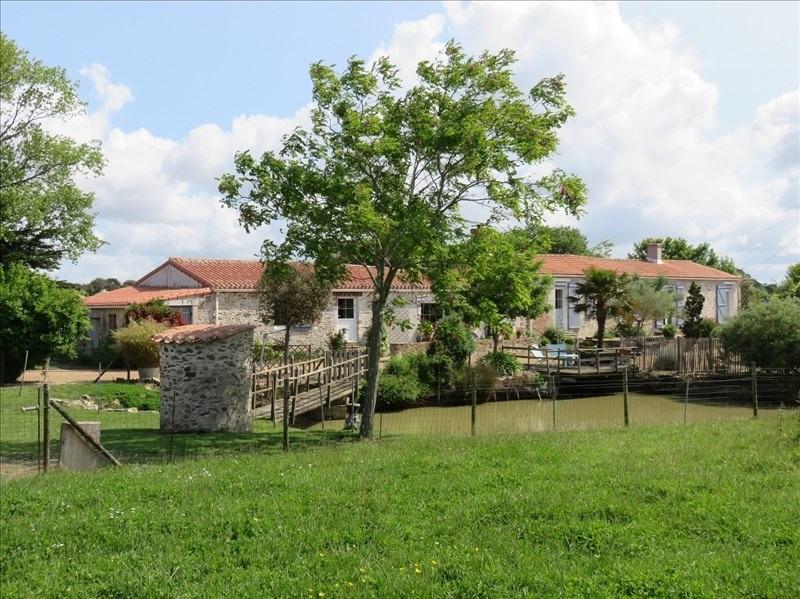 Vente de prestige maison / villa Chateau d olonne 702000€ - Photo 1