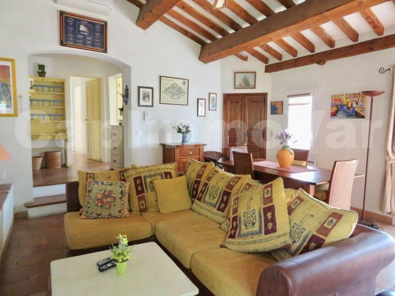 Vente de prestige maison / villa Le castellet 590000€ - Photo 8