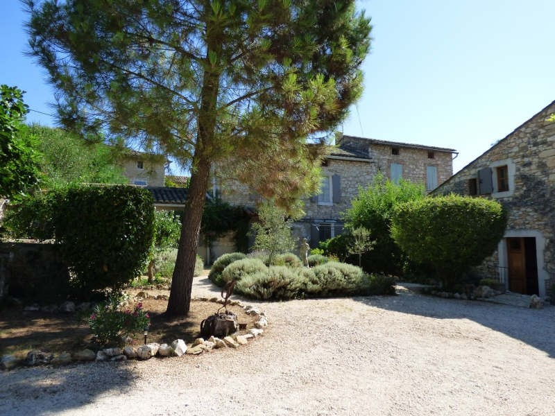 Deluxe sale house / villa Uzes 545000€ - Picture 19