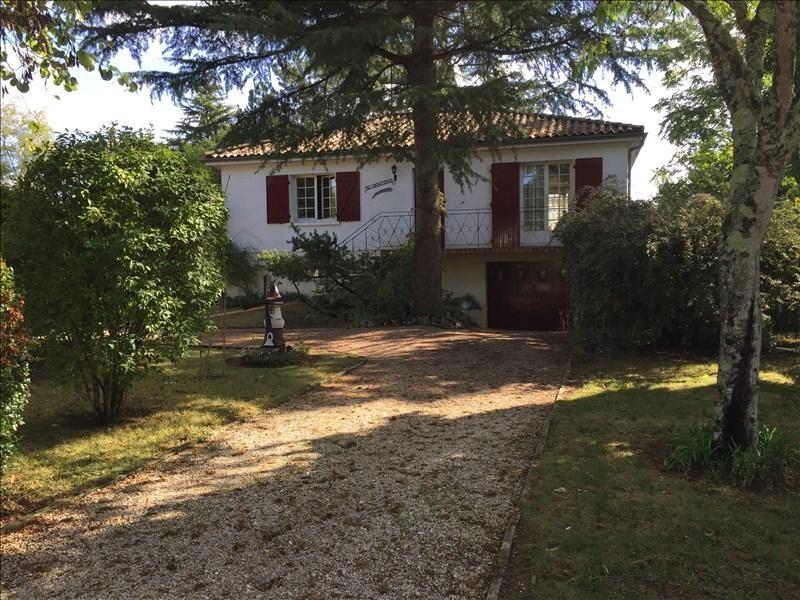 Vente maison / villa Vouneuil sous biard 214000€ -  2
