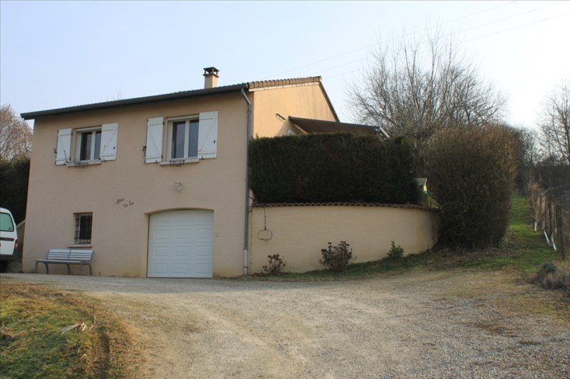 Sale house / villa Villette de vienne 292000€ - Picture 1