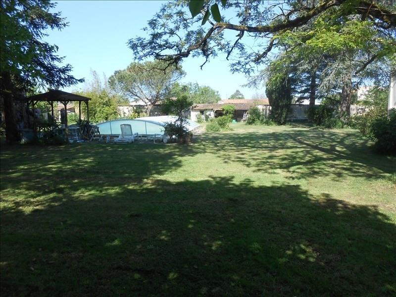 Vente maison / villa Magne 364000€ - Photo 4