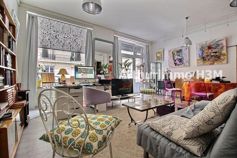 Vente appartement Paris 13ème 492000€ - Photo 1