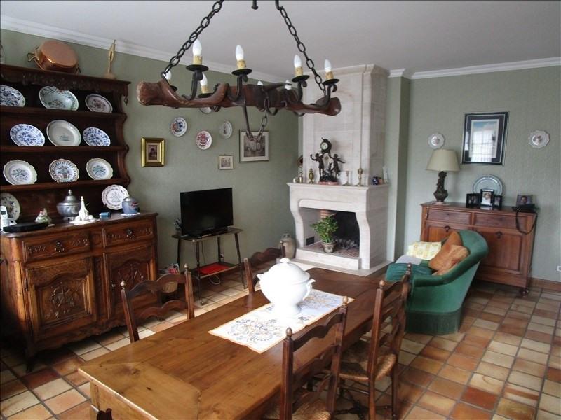 Vente maison / villa Le plessis bouchard 444000€ - Photo 3