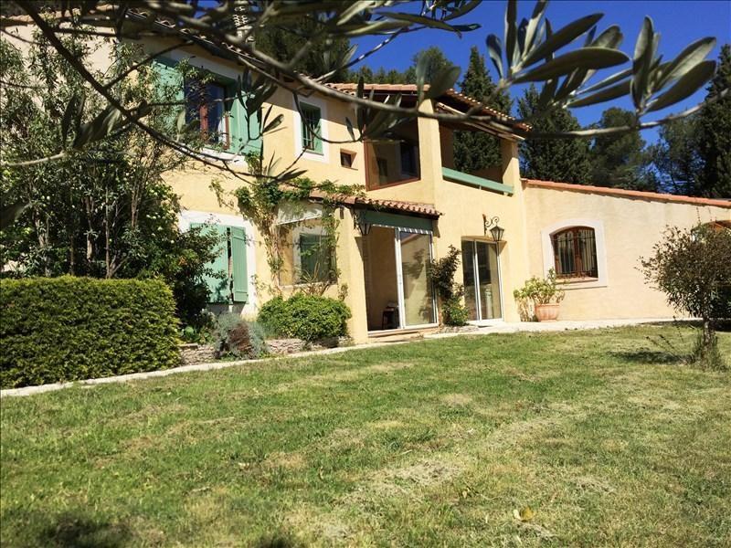 Venta  casa Rousset 525000€ - Fotografía 1