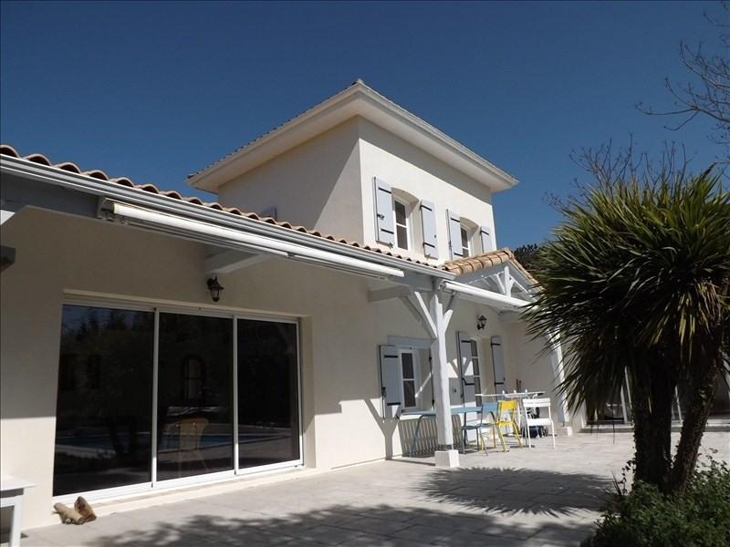 Deluxe sale house / villa Vaux sur mer 900000€ - Picture 2