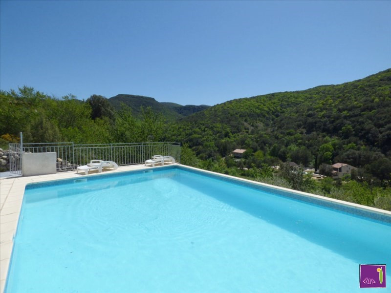 Vente maison / villa Ruoms 399000€ - Photo 2