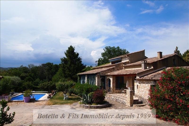 Sale house / villa Goudargues 422000€ - Picture 14