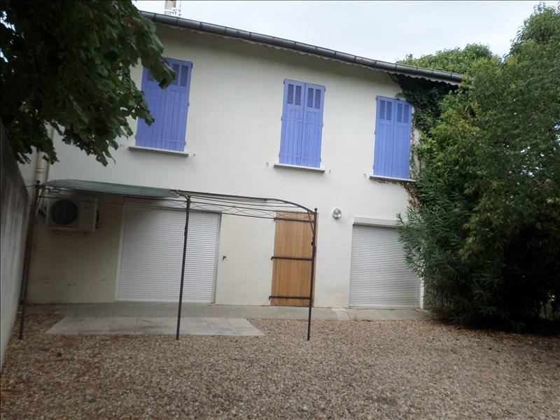 Location maison / villa Nimes 720€ CC - Photo 1