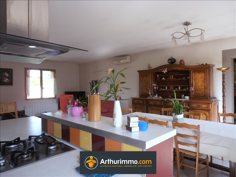 Vente maison / villa Dolomieu 220000€ - Photo 4