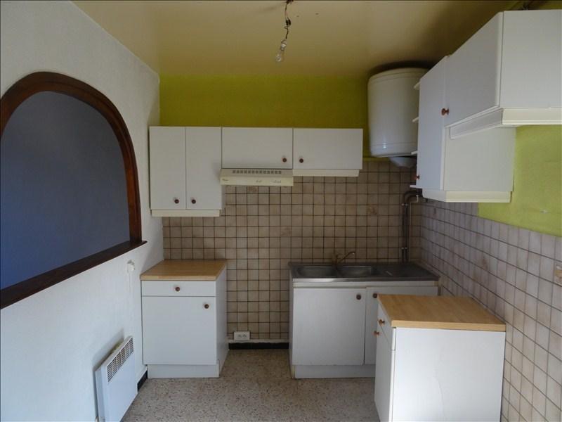 Rental apartment St jean de bournay 490€ CC - Picture 2