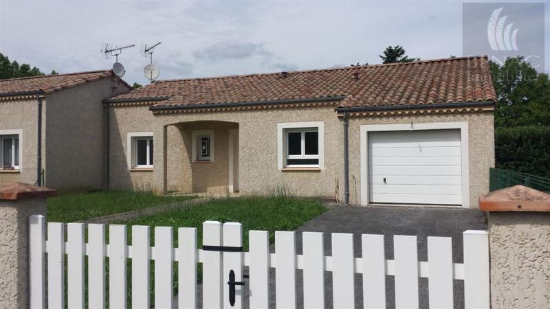 JL77-884 Réalmont centre, Situation IDÉALE, Maison plain pied T4